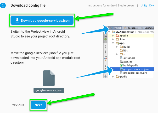Firebase setup guide for phone authentication in Android