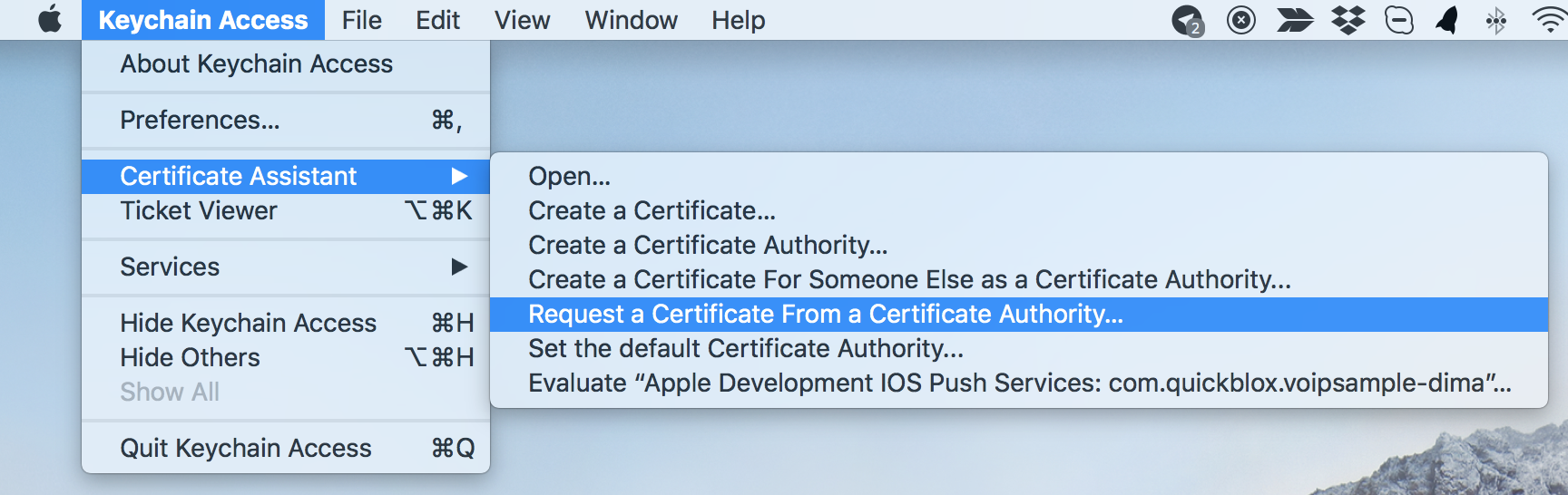 Simple Guide How To Generate Apple Apns Push Certificates
